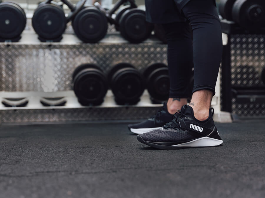 Workout for runners training shoes strength fitness