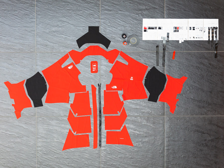 The North Face Futurelight Technology