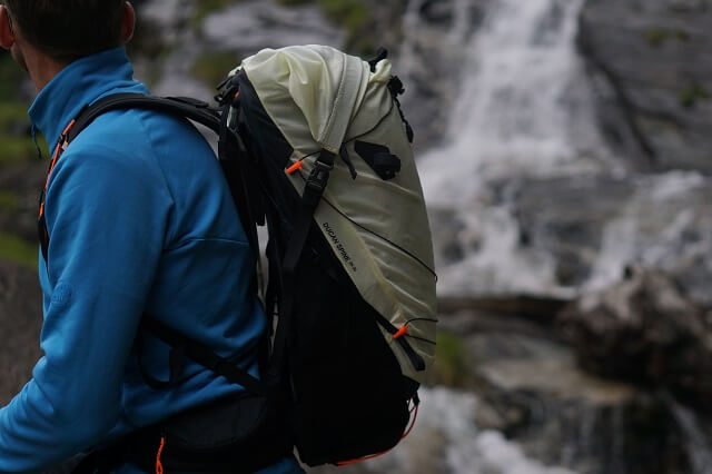 With Active Spine technology, Mammut outdoor backpacks are comfortable to carry even on long hikes