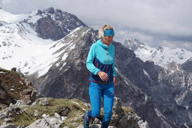 The Dynafit Athletic Mountaineering collection can fully convince in the product test 2020 for mountaineering and trail running