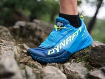 THE DYNAFIT ULTRA 100 TRAIL RUNNING SHOES IN TEST