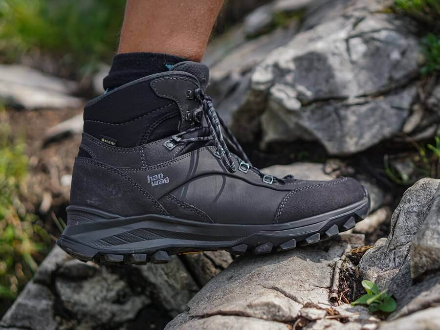 Testing the HANWAG Banks GTX hiking boots