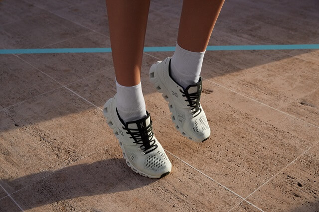 The new On Cloud X 2020 running shoes can be found in the Keller Sports Shop like many other products of our premium brands