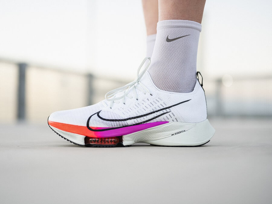 horizonte Sesión plenaria jazz  TESTING THE NIKE AIR ZOOM TEMPO NEXT% FLYKNIT - Keller Sports Guide -  Premium sports brands, products and cool insights