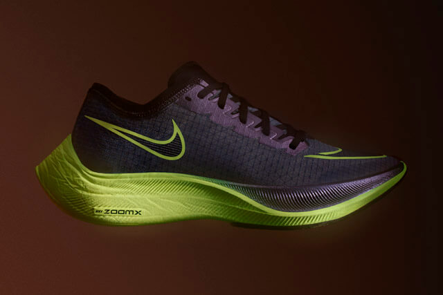 Nike Vaporfly NEXT% Running Shoes in New 2020 Colourway