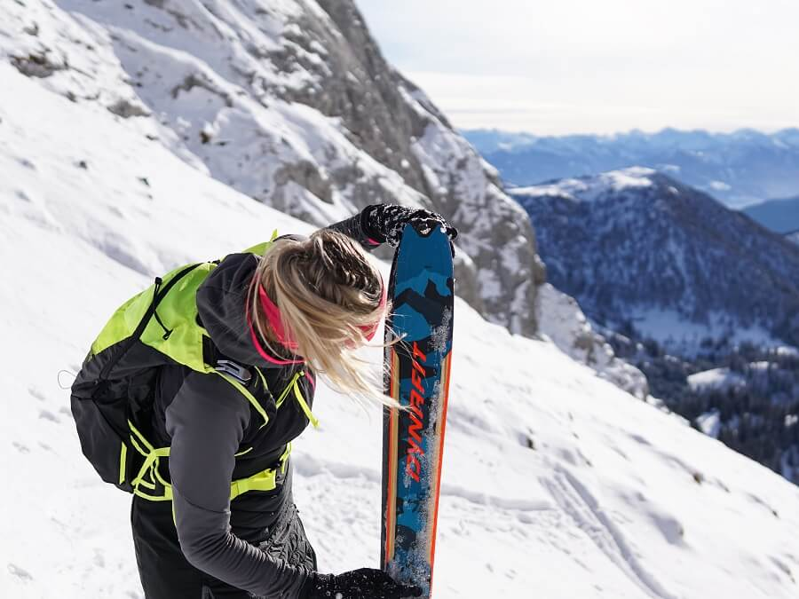 THE DYNAFIT SEVEN SUMMITS+ SKI TOURING SET & CLOTHING IN THE TEST