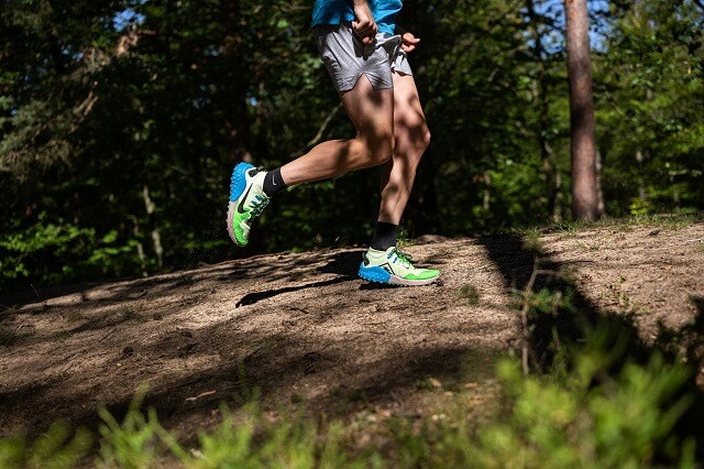 The Nike Air Zoom Wildhorse 6 is a stable all-rounder trail running shoe 2020