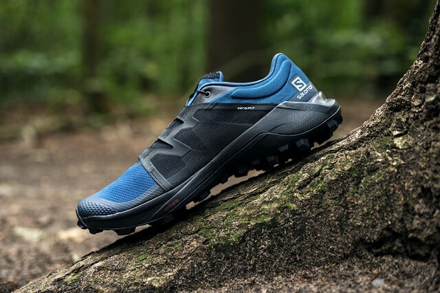 The Salomon Wildcross trail running shoe convinces with a direct running feel and GTX membrane in the upper material.