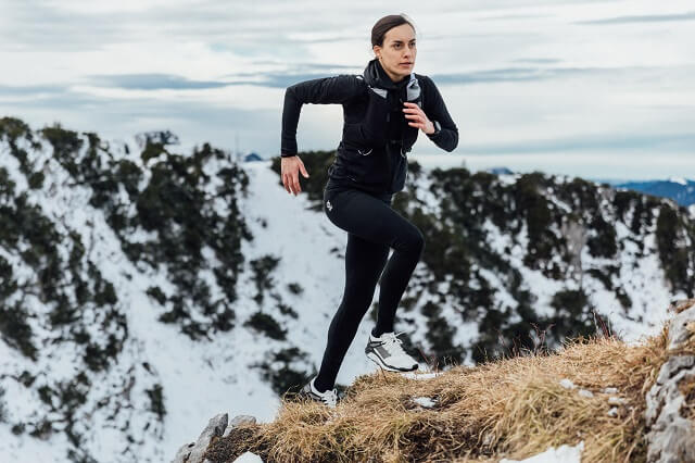 The North Face Vectiv Flight Series trail running shoes impress in the 2021 test with plenty of comfort and dynamics