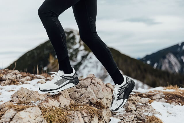 The North Face Vectiv Flight Series trail running shoes offer plenty of grip and comfort on all surfaces for your trail run 2021