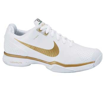 white and gold white and gold tennis shoes for