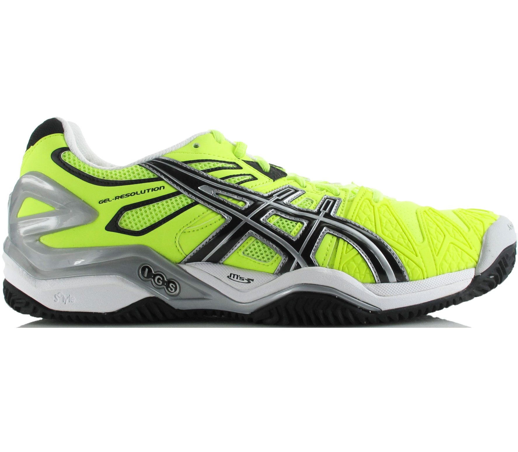 Asics - Tennis Shoes Men Gel Resolution 5 Clay