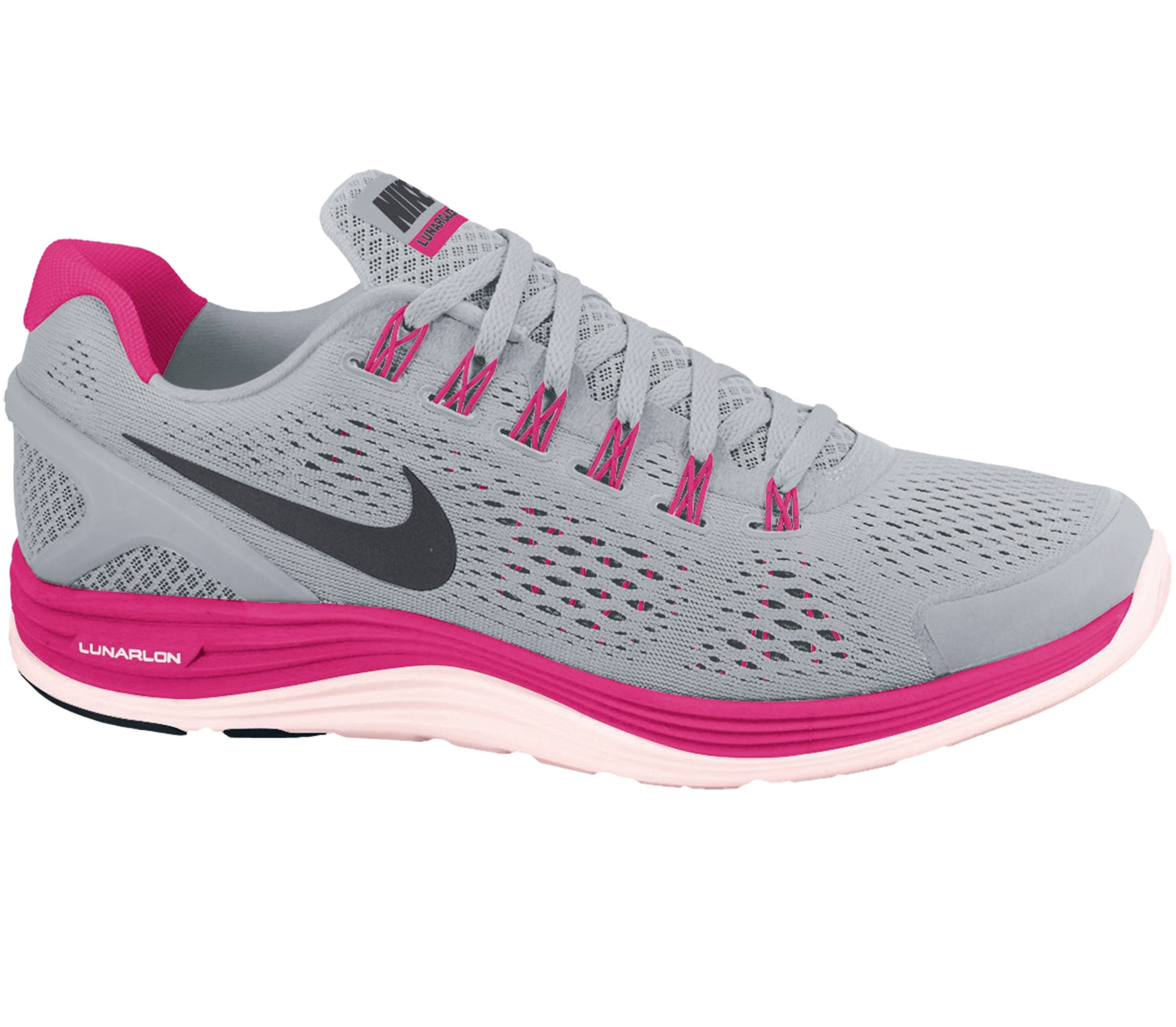Nike - Running shoes Women Lunarglide + 4 - SU13