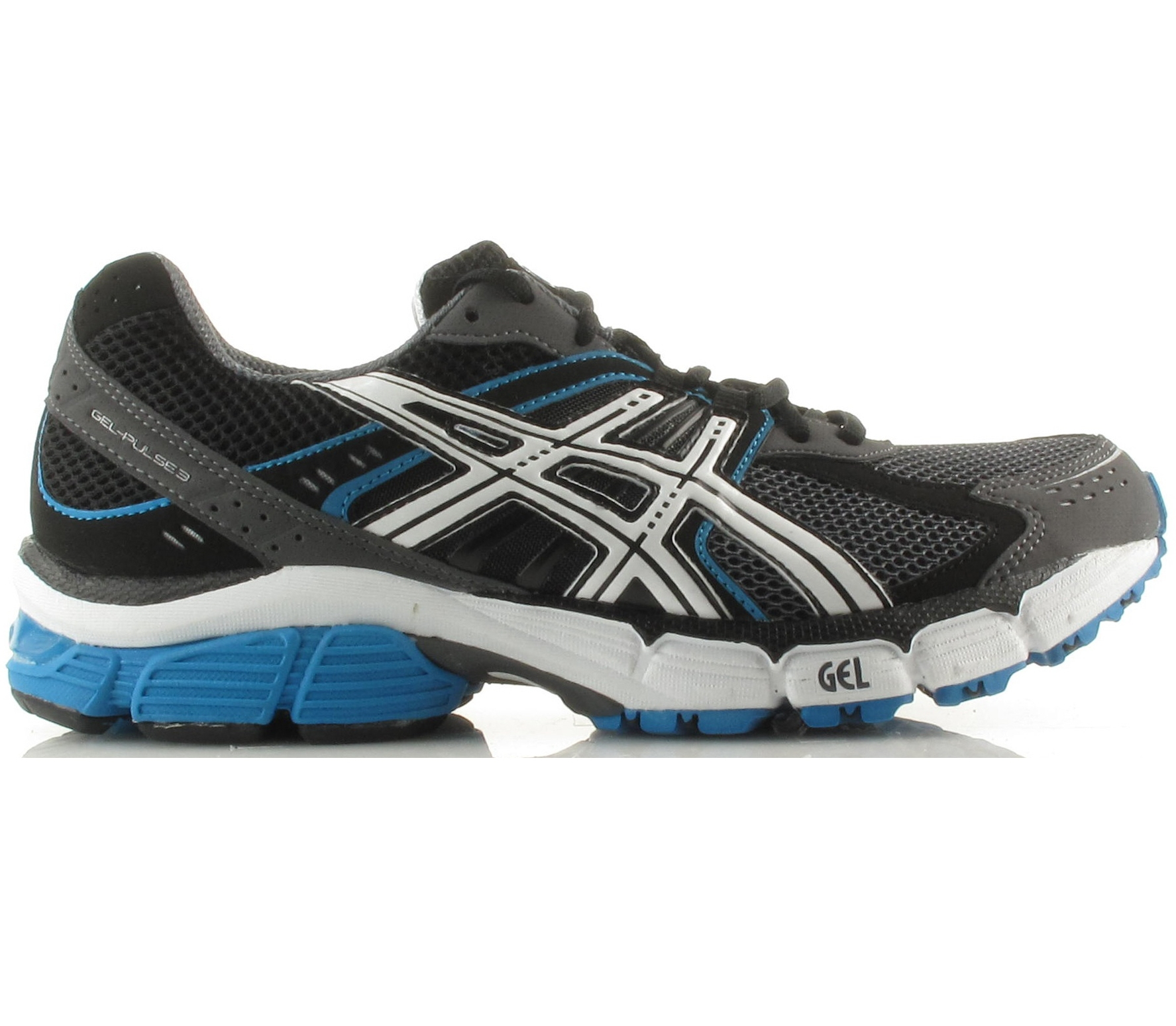 He is the new entry model in the ASICS cushioning category, and there