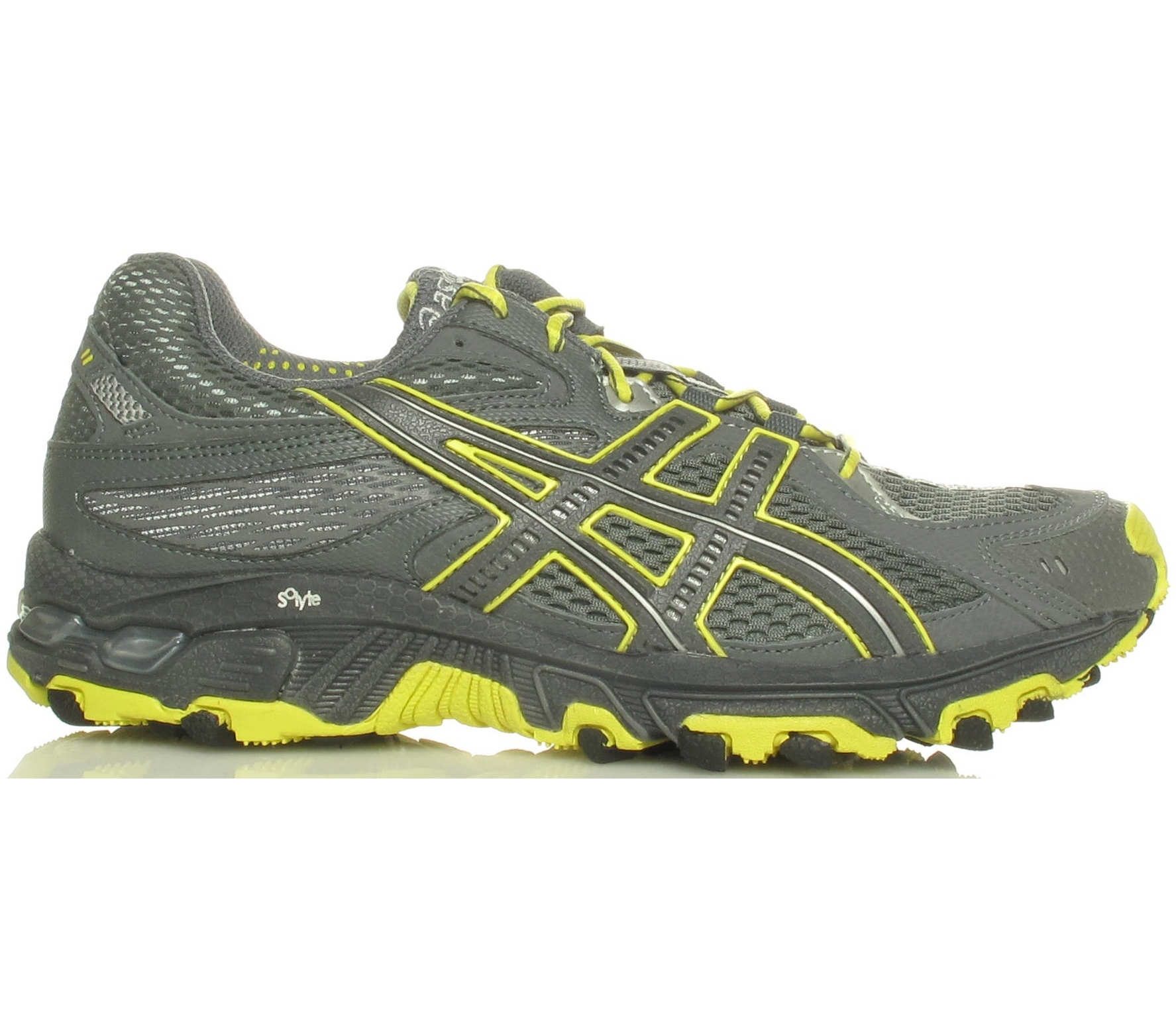 Asics - Running shoe - Women Gel-Upterra - black/silver