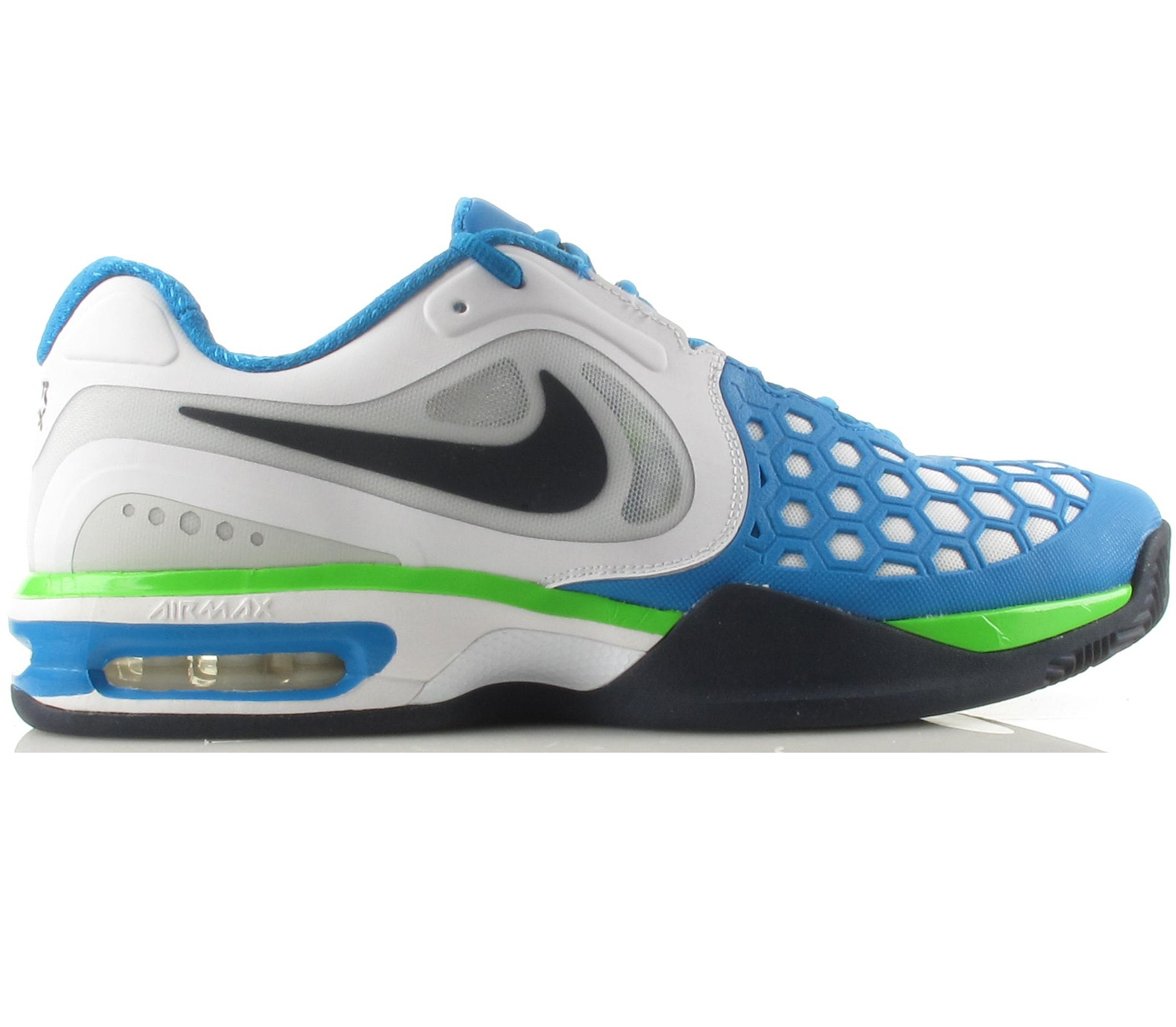 The Nike Air Max Courtballistec 4.3 Clay: Durability for claycourts