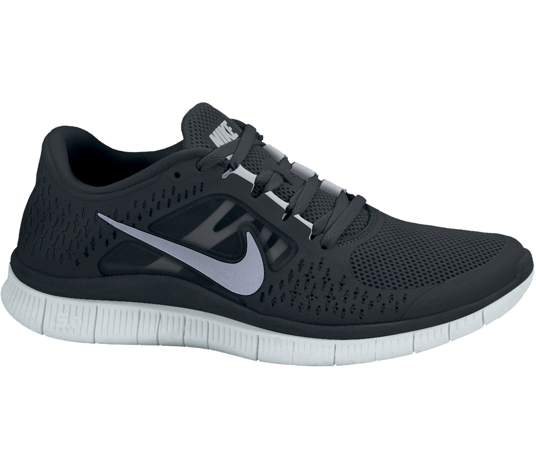 Nike - running shoe Free Run+ 3 black - SP13