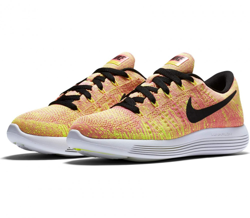 Nike - Lunar Epic Low Fly Knit OC women's running shoes (multi-coloured)