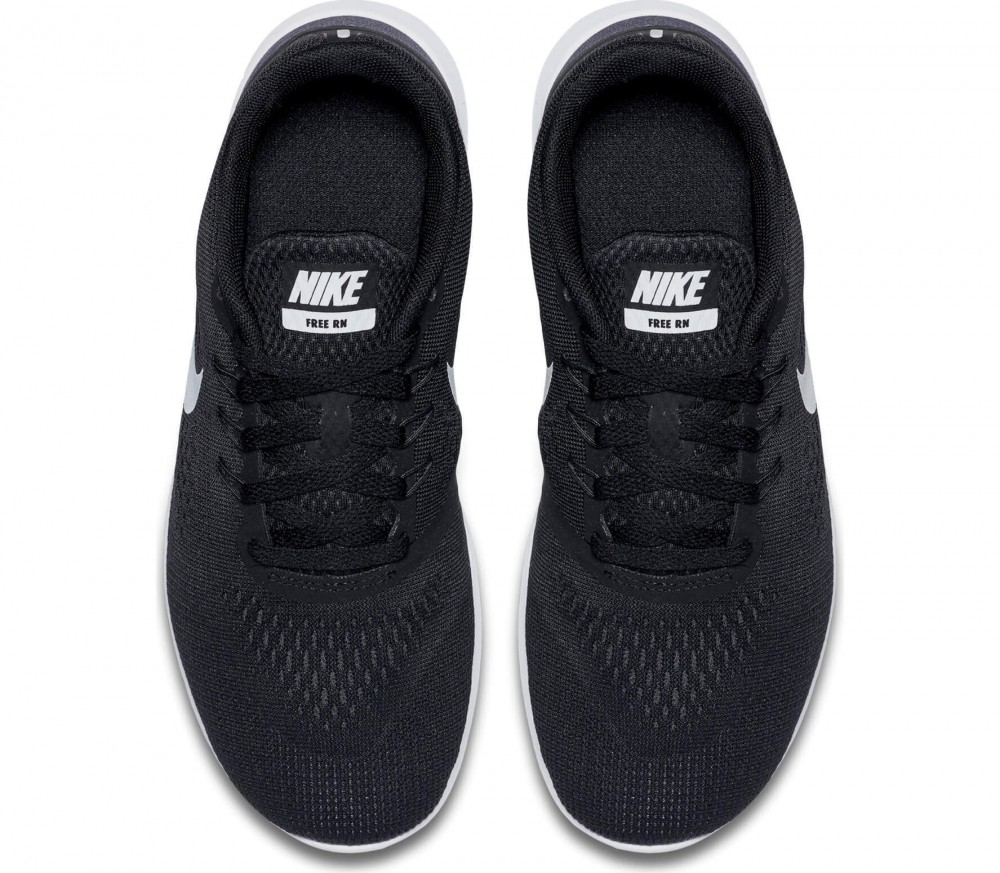 Nike - Free RN Children running shoes (black/white)