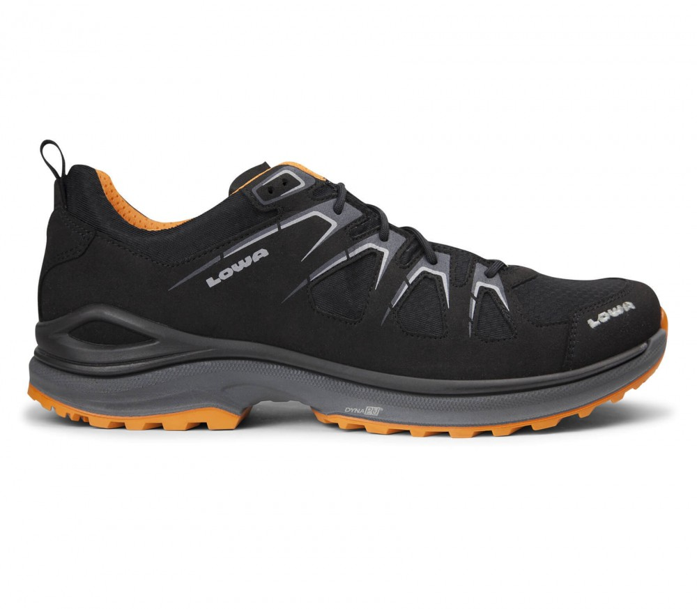 Lowa - Innox Evo GTX LO men's multi-functional shoes (black/orange)