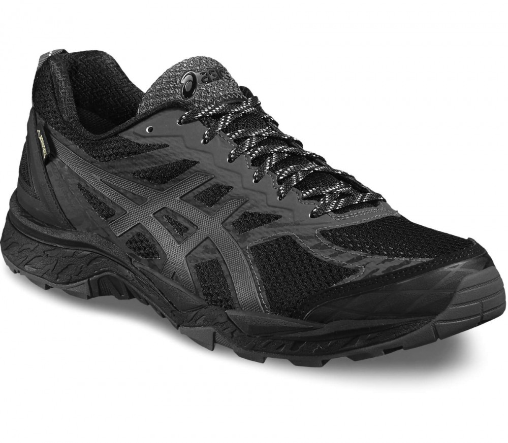 ASICS - Gel-FujiTrabuco 5 GTX® men's running shoes (black)