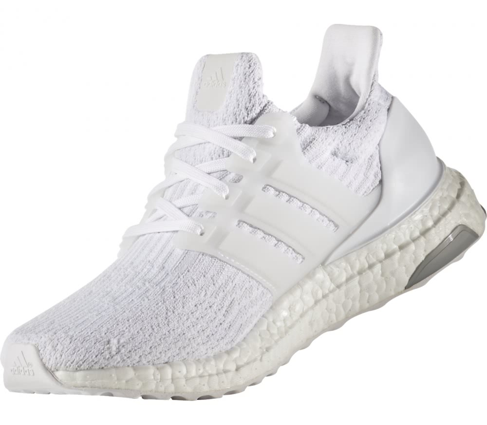 Adidas - Ultra Boost women's running shoes (white)