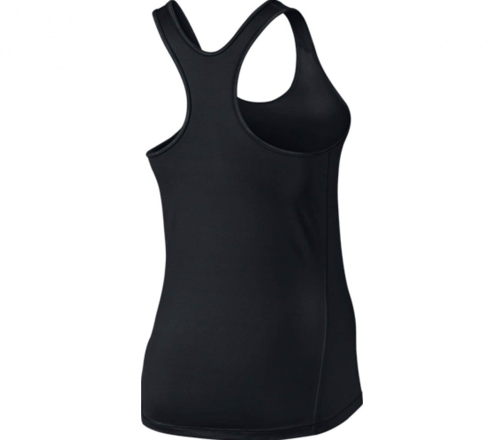 Nike - Pro women's training tank top (black/white)