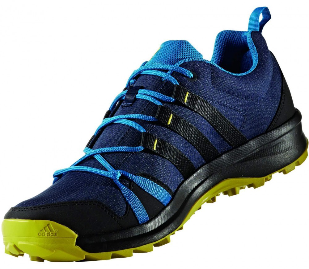 Adidas - Tracerocker men's hiking shoes (dark blue/grey)