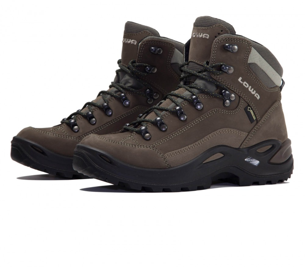 Lowa - Renegade GTX Mid women's multi-functional shoes (brown)