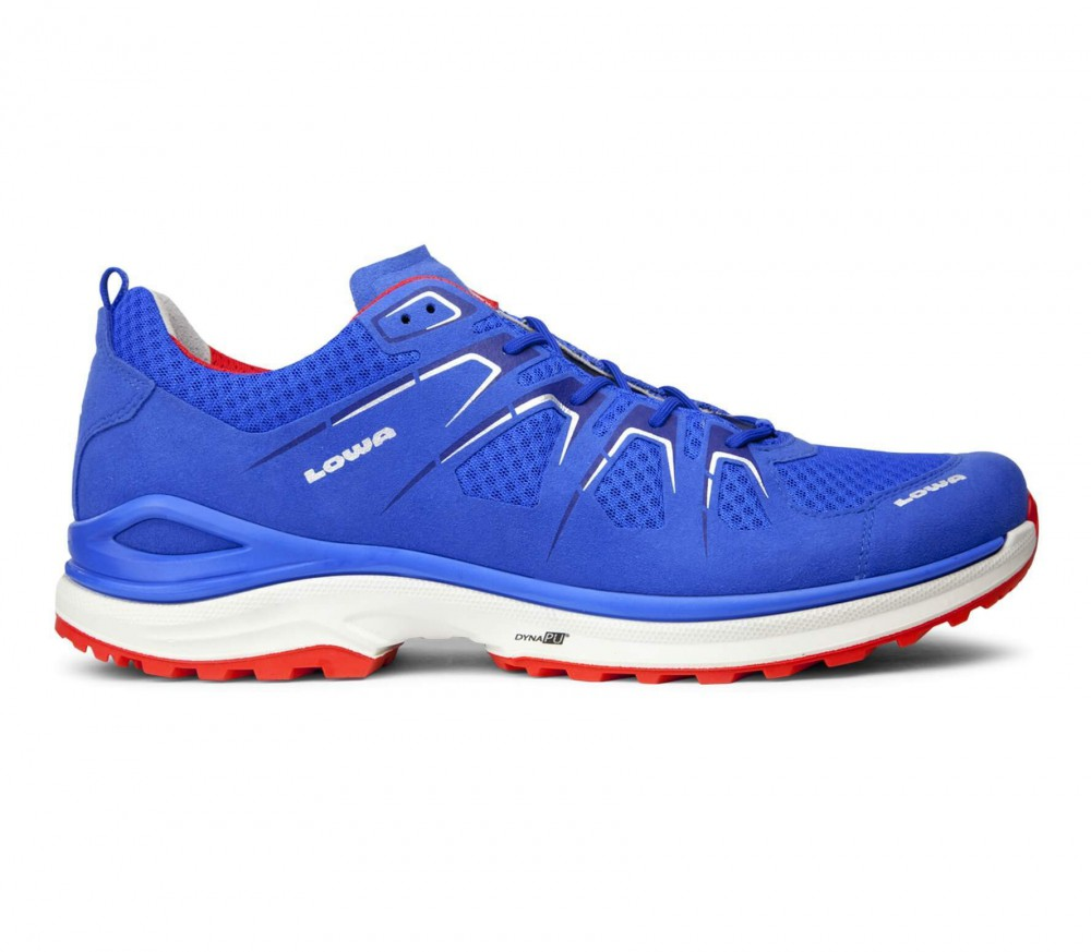 Lowa - Innox Evo LO men's multi-functional shoes (blue-red)