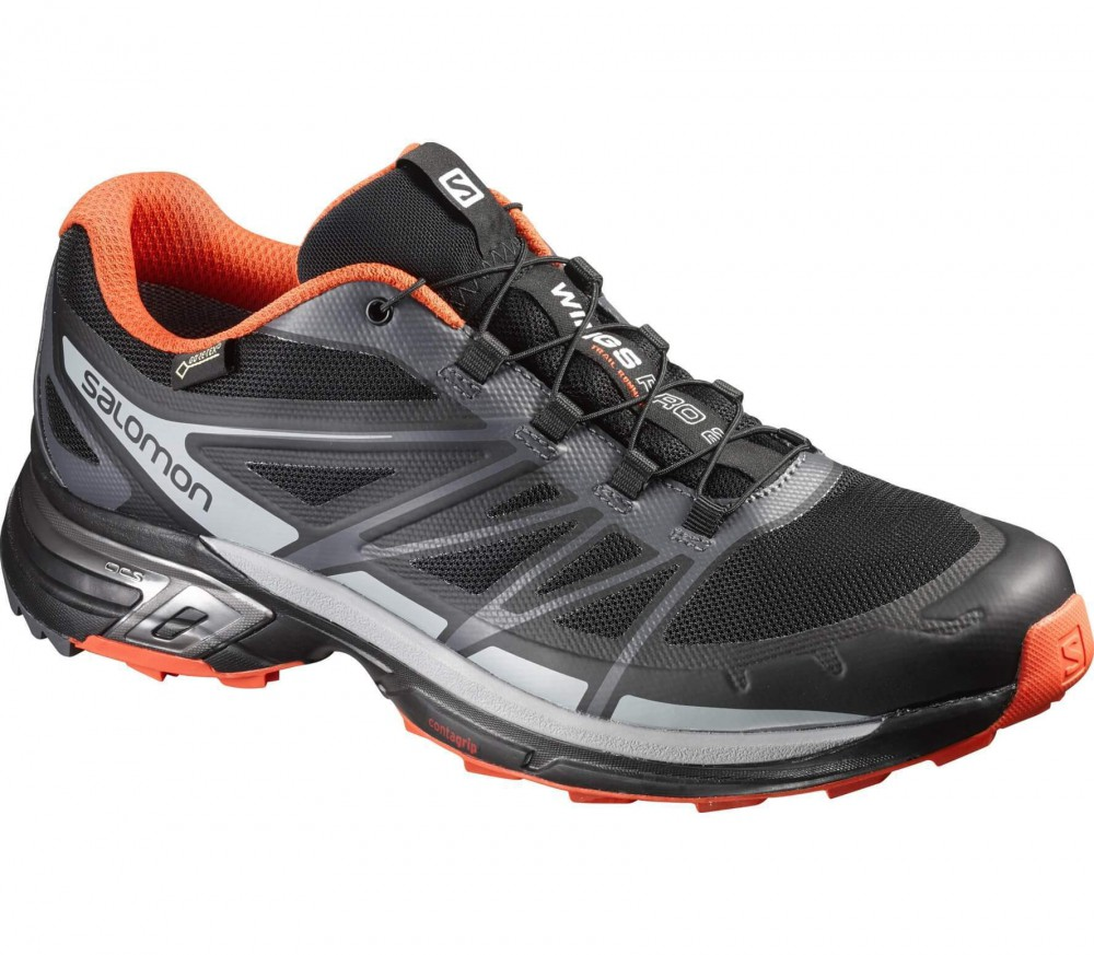 Salomon Wings Pro 2 Gtx W women's Shoes (Trainers) in Order Popular For Sale Cheap Websites 3mnvhJ