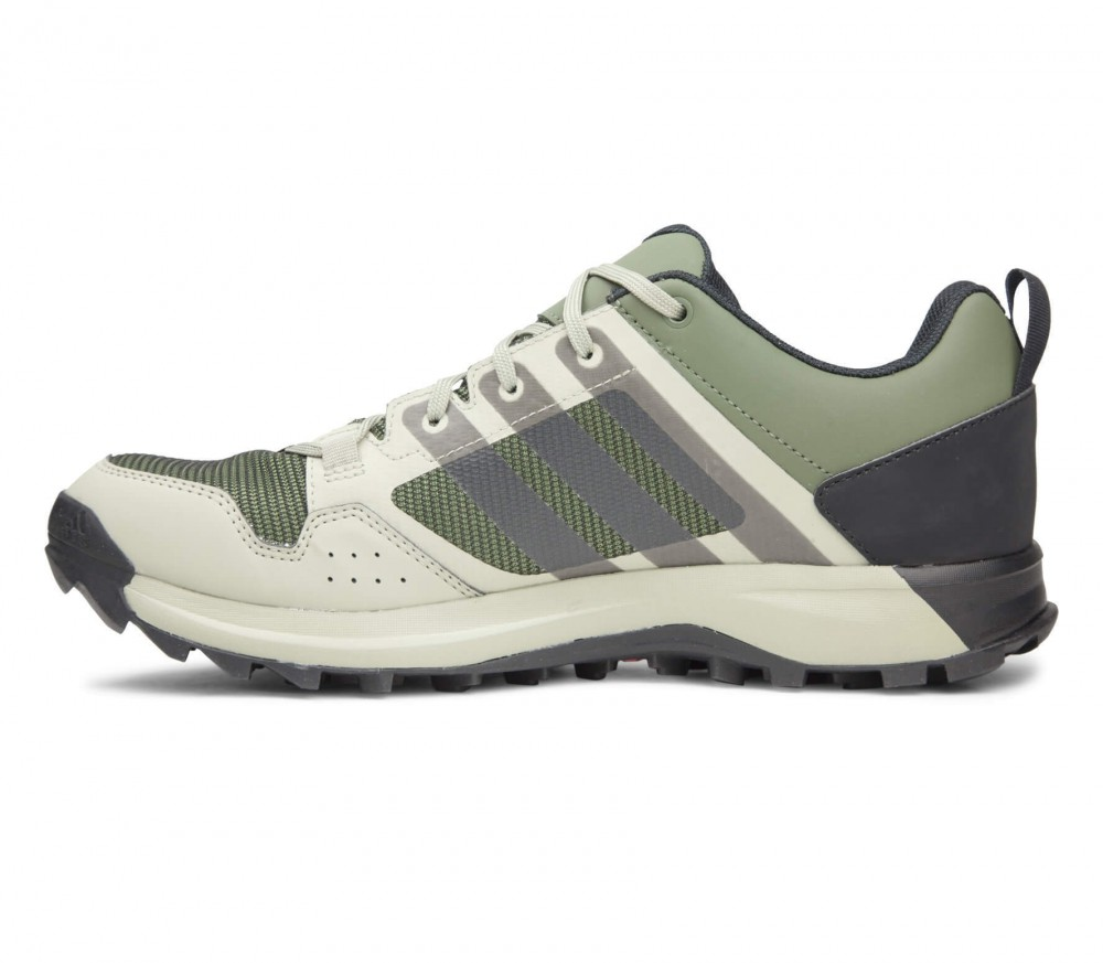 Adidas - Kanadia 7 TR GTX men's running shoes (black/grey)