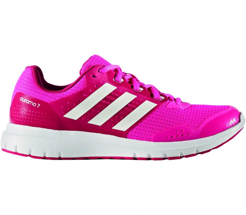 Adidas - Duramo 7 women's running shoes (pink/white)