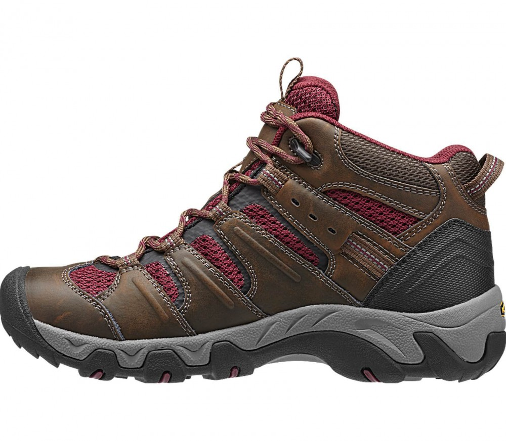 Keen Koven Waterproof Hiking Shoes Women
