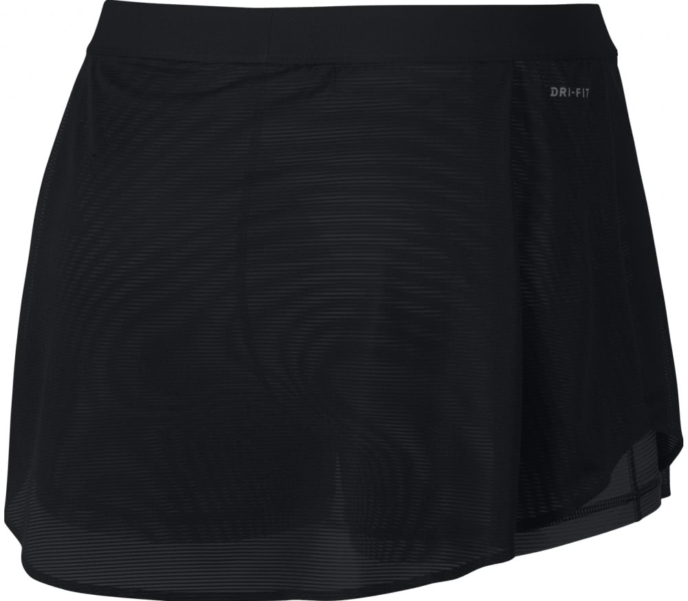 Nike - Court women\'s tennis skirt (black)