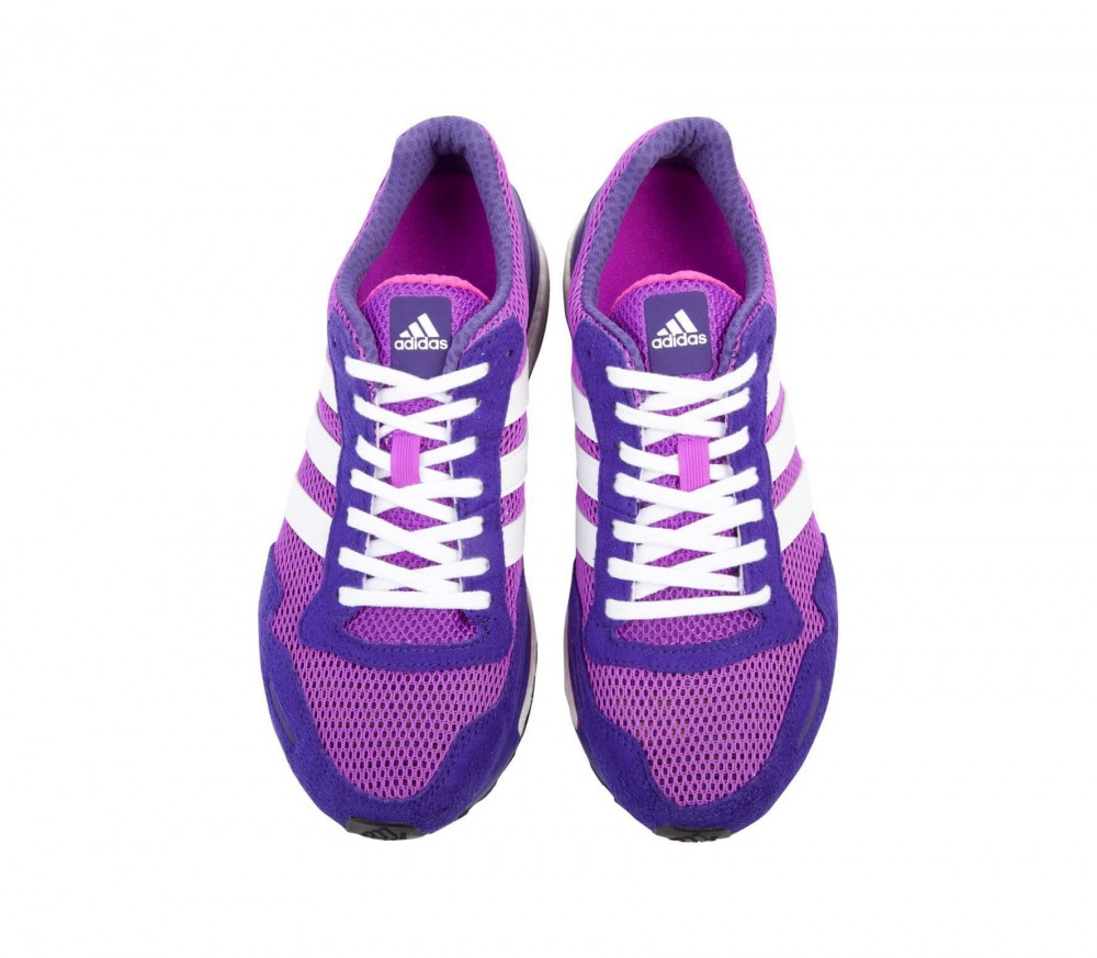 Adidas - adizero Adios 3 women's running shoes (purple/white)