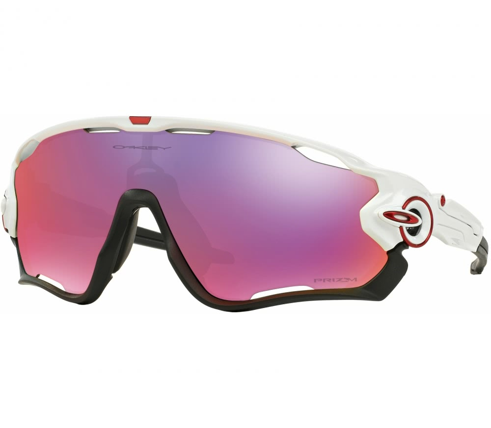 Oakley - Jawbreaker Bike glasses (white)