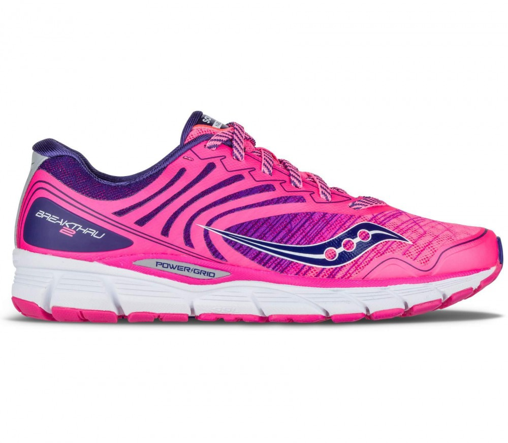 saucony breakthru 2 womens