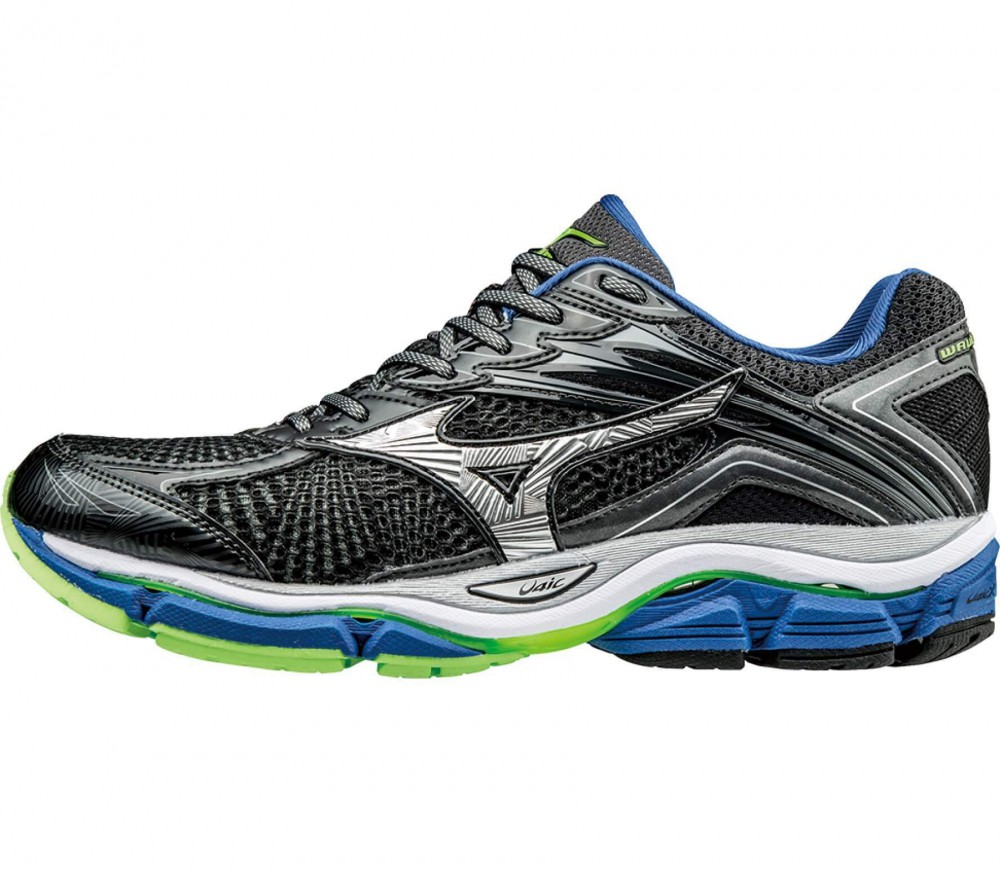 Mizuno - Wave Enigma 6 men's running shoes (dark grey/silver)