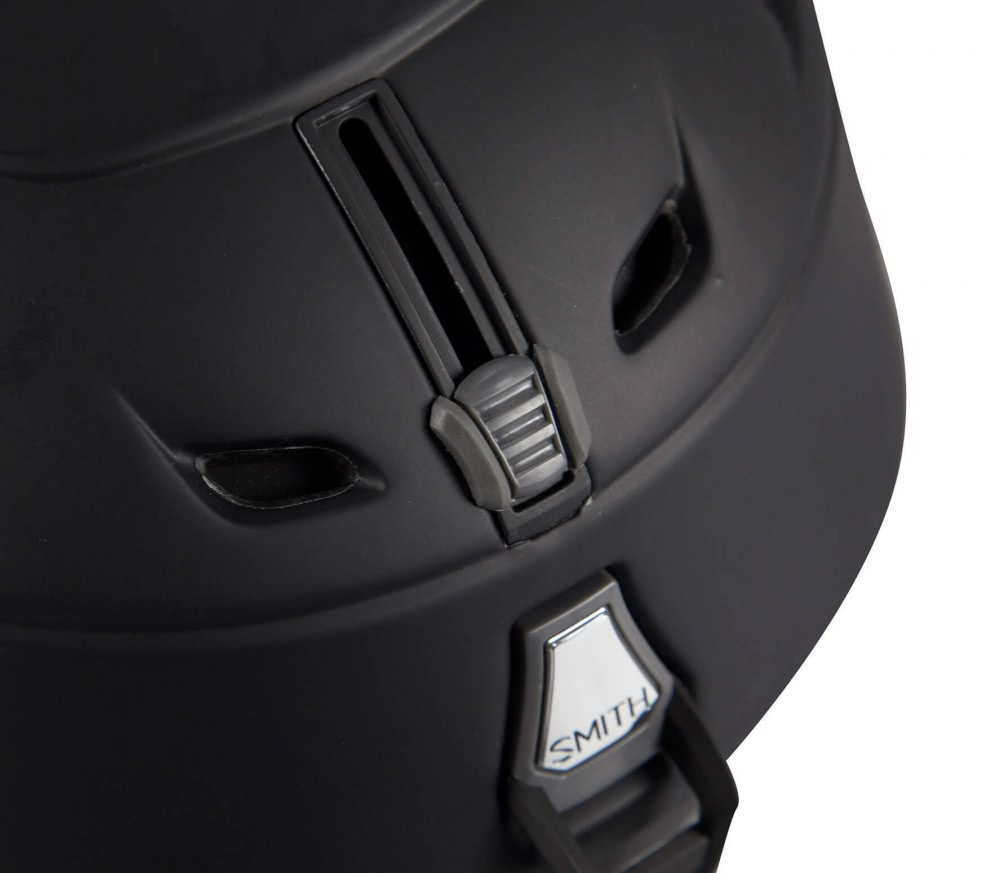Smith - Camber MIPS skis helmet (black)