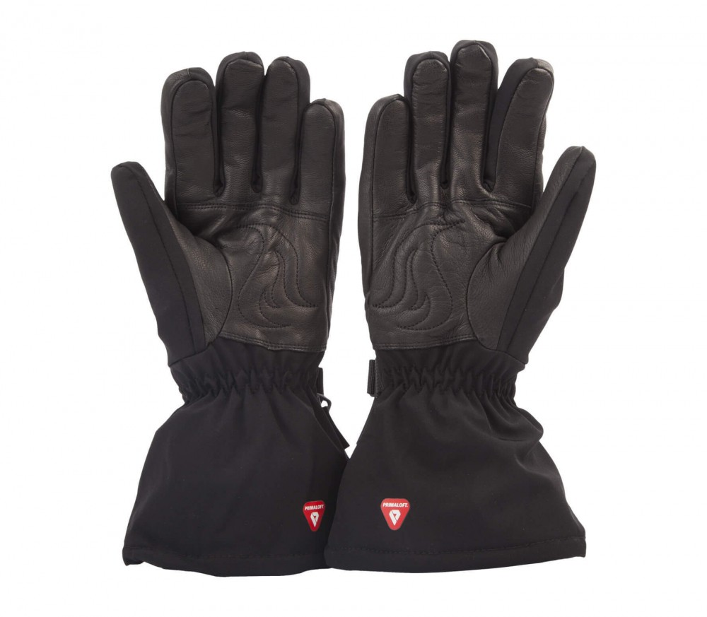 Ziener - Kanika AS® PR Hot women's heated gloves (black)
