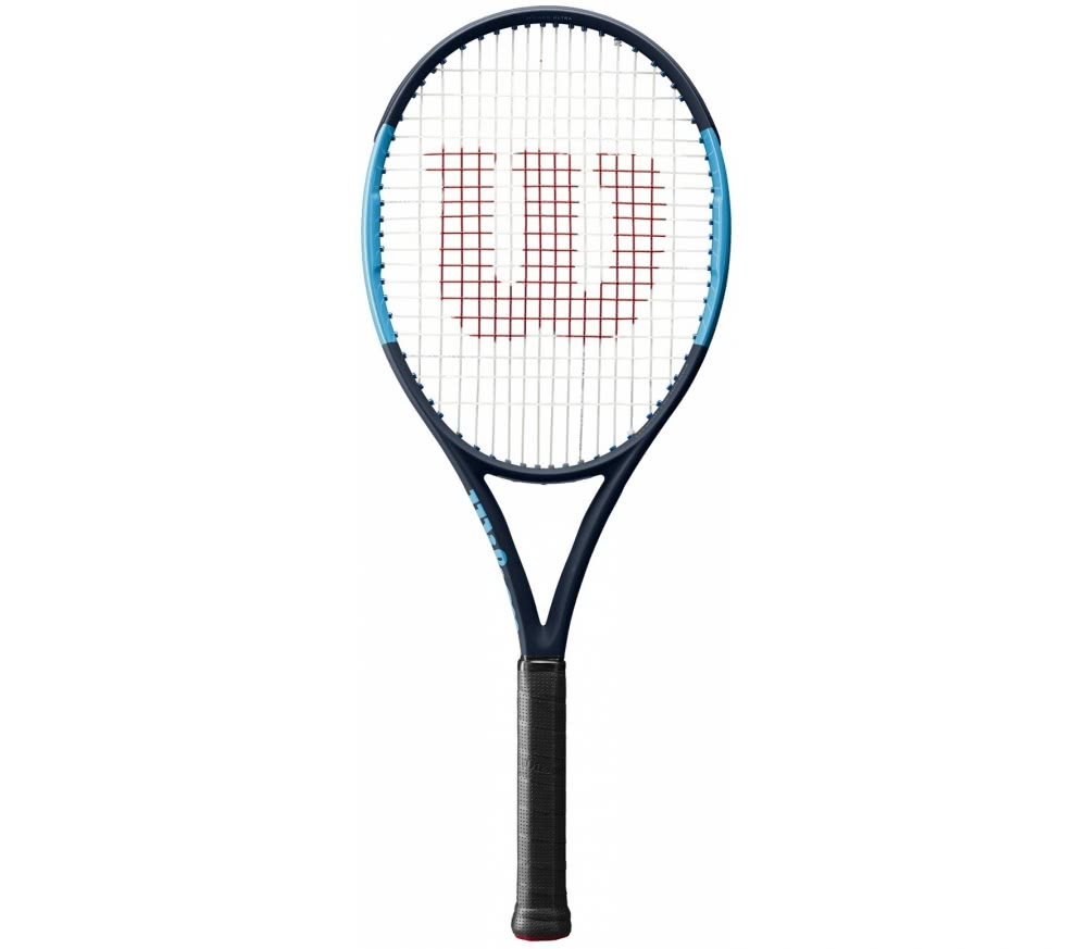 Wilson - ULTRA 100L unstrung tennis racket (blue)