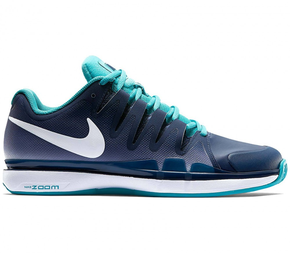 Dark Turquoise Court Shoes