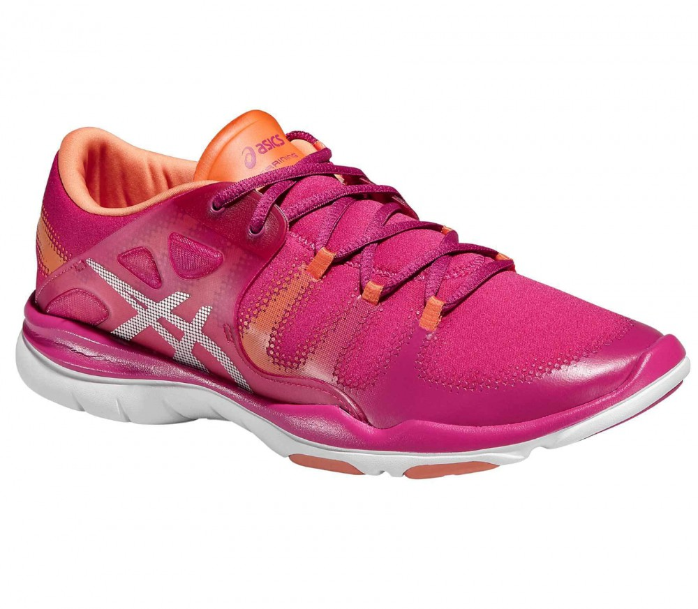 ASICS -Gel-Fit Vida women's training shoes (pink/orange)