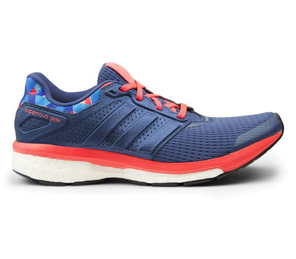 adidas supernova glide boost 8 graphic 8 women 39 s running shoes dark blue buy it at the. Black Bedroom Furniture Sets. Home Design Ideas