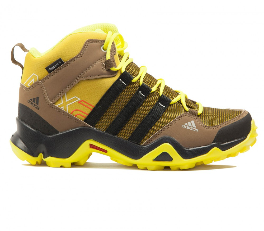 Adidas - AX2 Mid CP K Children Trekkingsschuh (brown/gold)