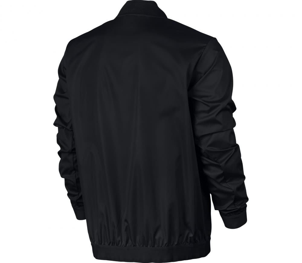 Nike - Court Bomber men's tennis jacket (black)