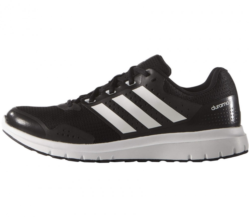 Adidas - Duramo 7 men's running shoes (black/white)