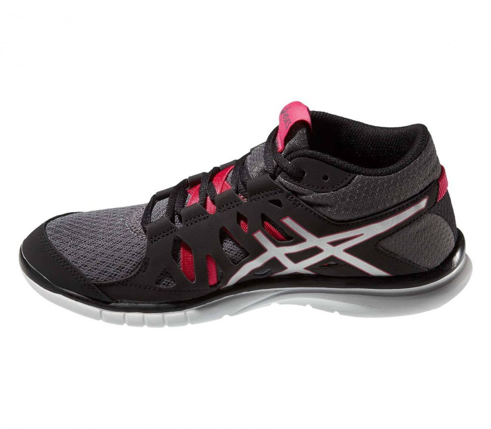 Asics - Gel-Fit Tempo MT women's training shoes (black/grey)