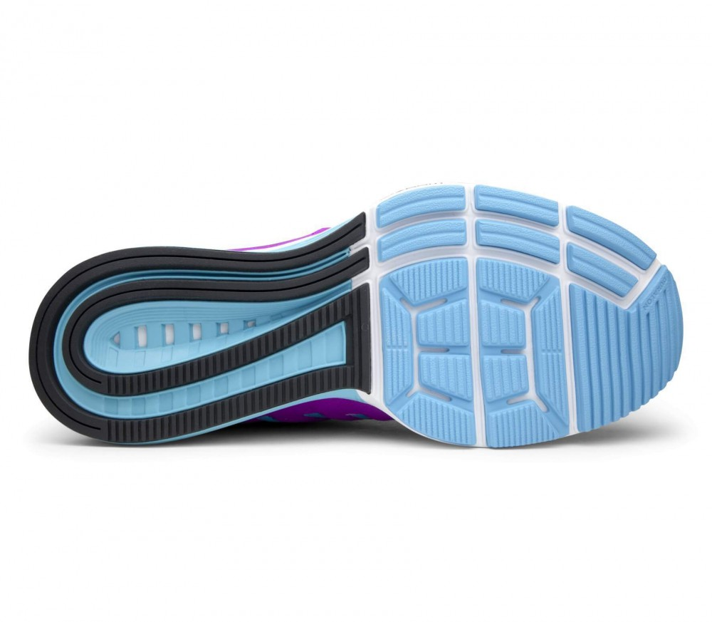nike zoom vomero womens sky blue purple